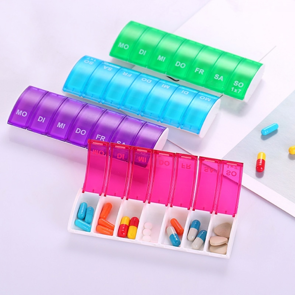 #healthychoices #fitfam Portable Weekly Pill Organizers<br>http://pic.twitter.com/azg5EI1c0y