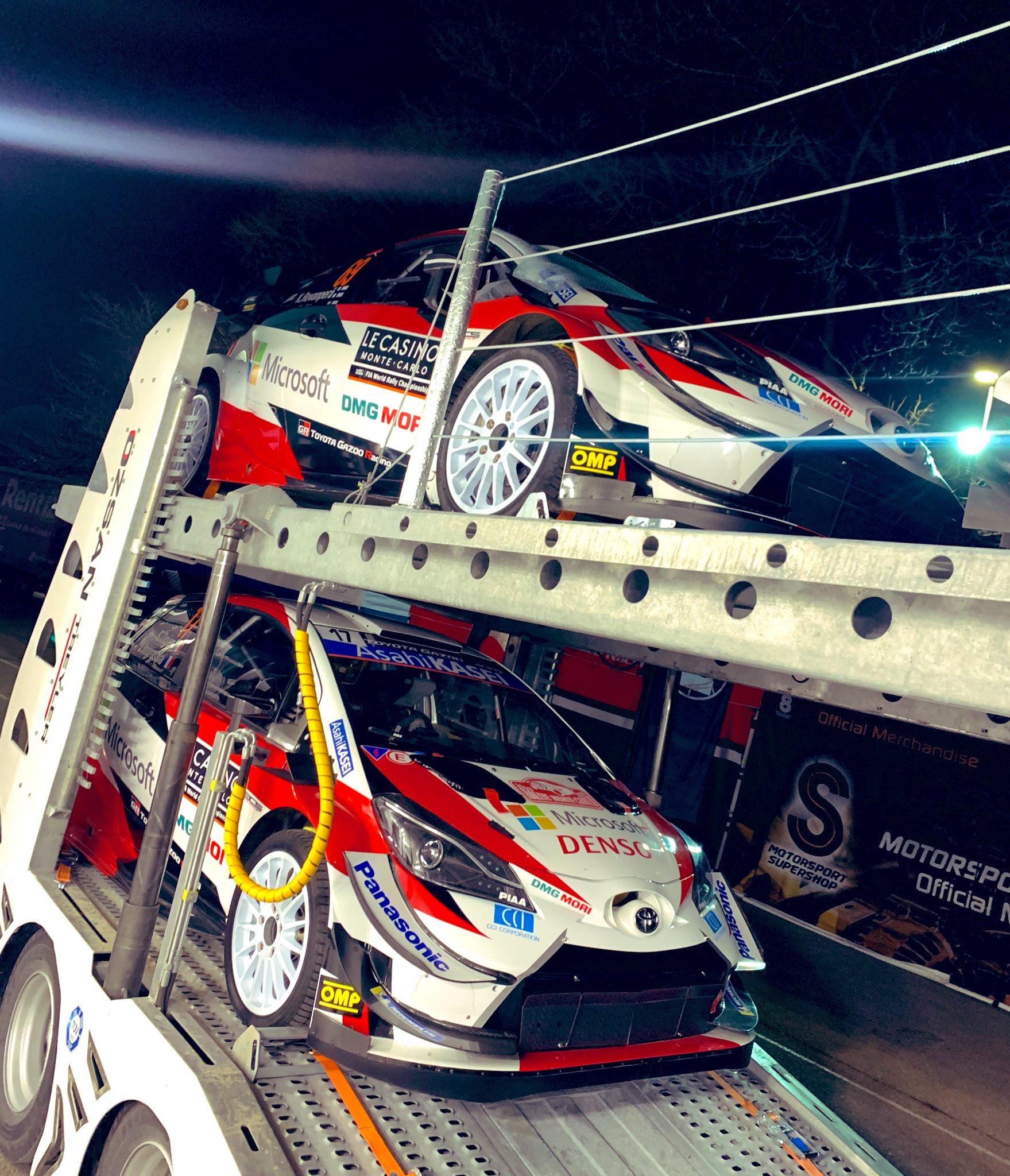 WRC: 88º Rallye Automobile de Monte-Carlo [20-26 de Enero] - Página 3 EO8cV8UU4AUEgEB?format=jpg&name=4096x4096