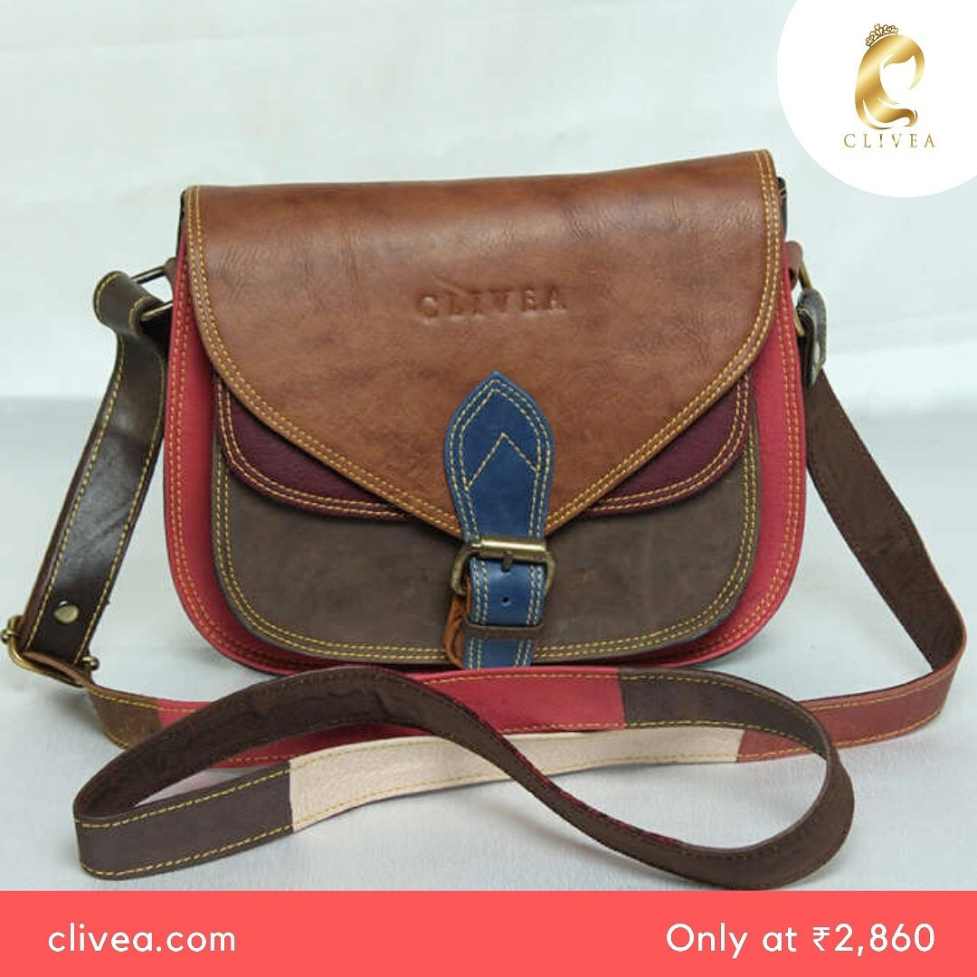 Why carry a bag of guilt, when you can carry Clivea's bright and vibrant leather bag? Product: https://www.clivea.com/product/rangoli-genuine-leather-sling-bag…  #bag #leatherbag #slingbag #fashionbag  #fashionblogger #shopping #influencer #womanbags #cliveastore #cliveapic.twitter.com/ViDjCYzvvx