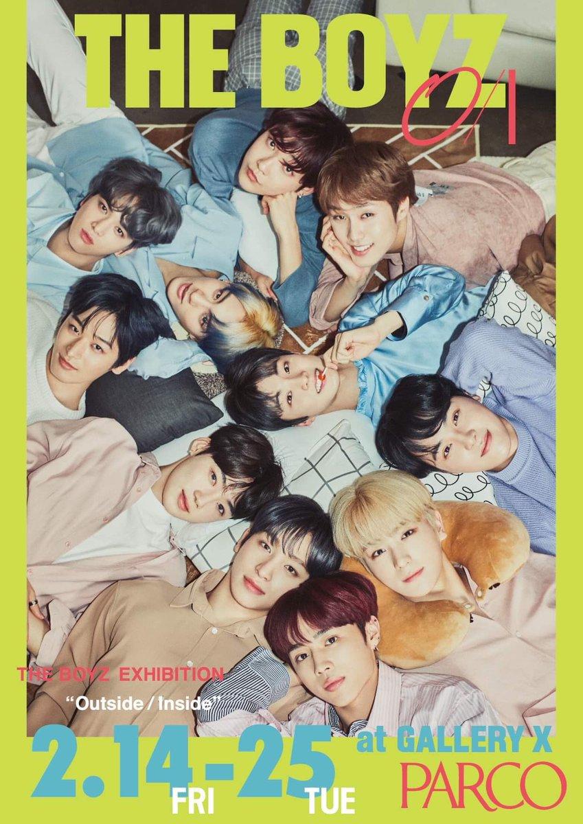 【情報解禁】韓国の人気急上昇アイドルグループ THE BOYZの初となる写真展の開催が決定しました〜!👏🎉写真集も同時リリースします!●THE BOYZ EXHIBITION