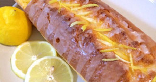 【準備10分】旬は今!ホットケーキミックスで簡単「レモンパウンドケーキ」:…