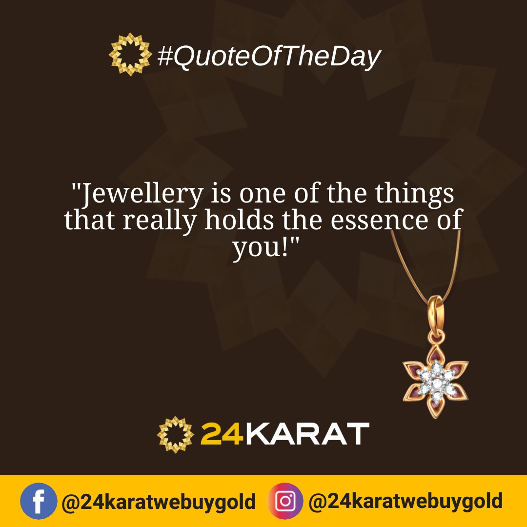 """#ThursdayThoughts: """"Jewellery is one of the things that really holds the essence of you!"""" #quotesoftheday <br>http://pic.twitter.com/t4UidaeFGb"""