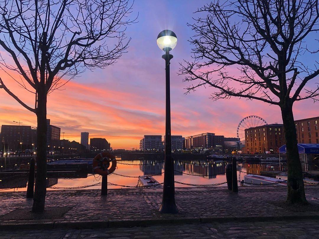 Stunning sunrise views    Scouse Photographer <br>http://pic.twitter.com/h66L8DDBuk