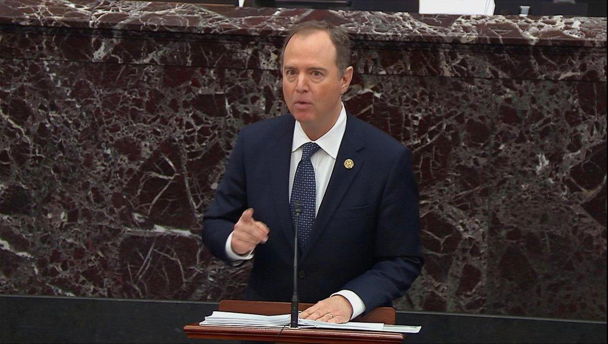 Democrats accuse Trump of corrupt scheme at trial https://reut.rs/2TPvYTl