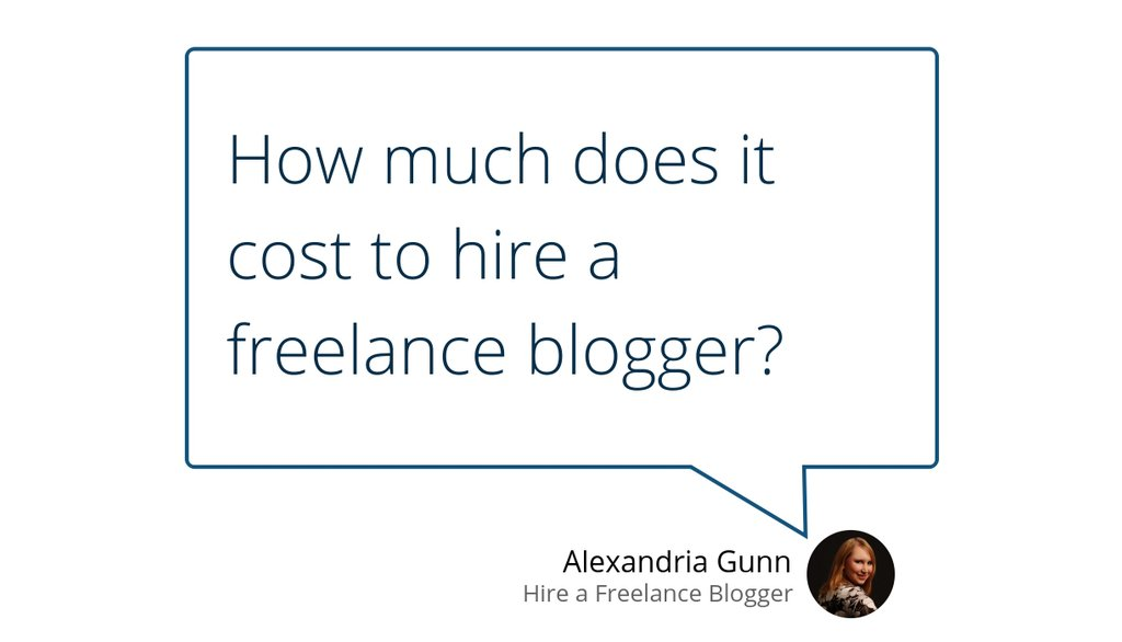 How much does it cost to hire a freelance blogger?: https://lttr.ai/McJ4  #freelancewriters #Outsourcing #FreelanceBloggerspic.twitter.com/NicV9t3AKx