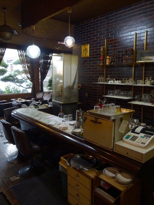 東牟婁郡 純喫茶 亜珈里 #昭和スポット巡り