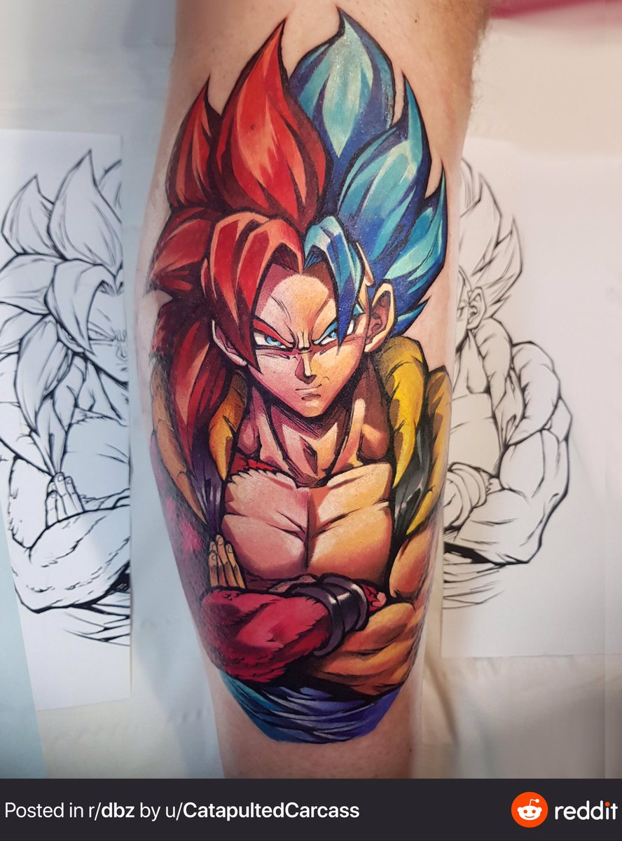 This is one of the best DBZ tatts I've seen <br>http://pic.twitter.com/puGaYf74bC