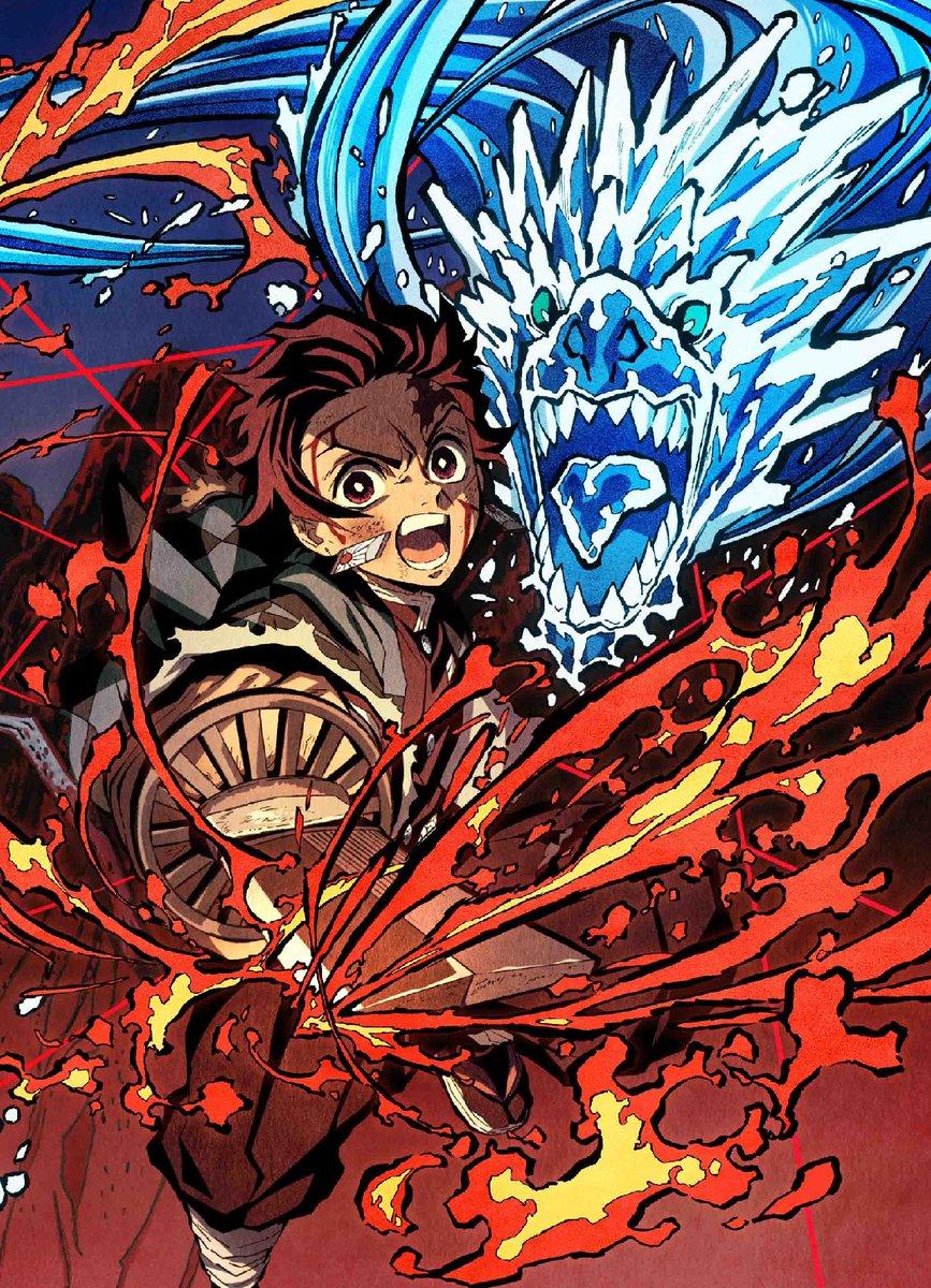 アニメ 鬼滅の刃 Blu Ray Dvd第8巻のジャケットが公開 ヒノカミ神楽