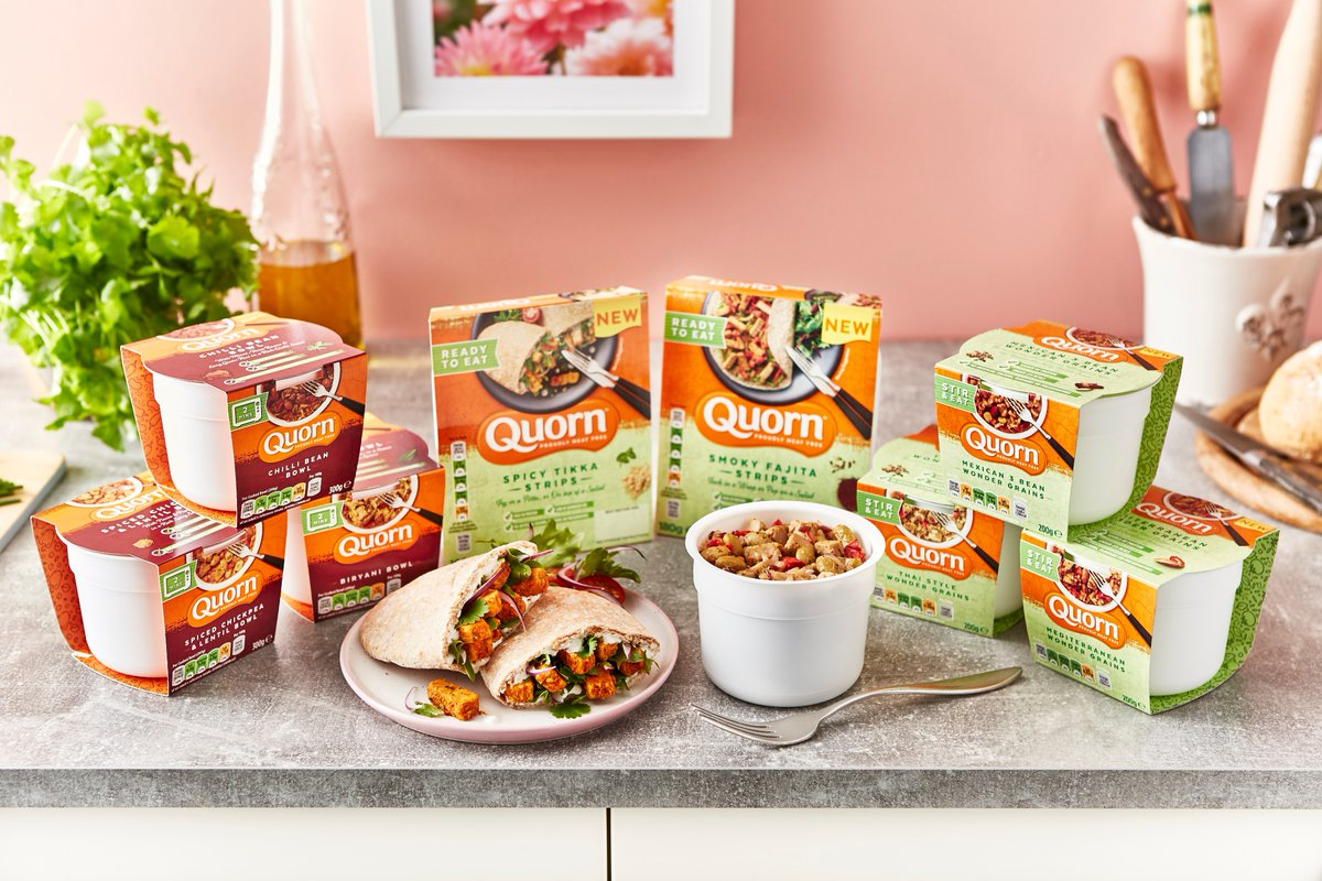 Enjoy a healthy and nutritious meal in no time! Our food cupboard range is an easy meat free choice straight from your cupboard or to enjoy at your desk! Find your next favourite: