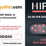 Image for the Tweet beginning: ¿Te vas a perder #HIP2020