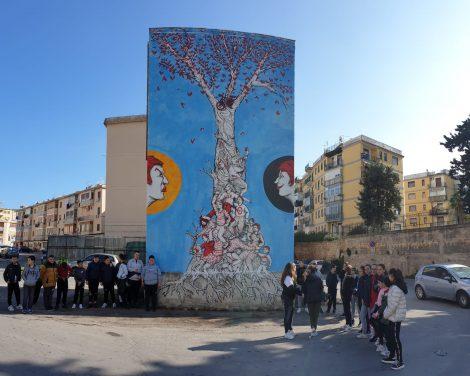 Il centro commerciale La Torre finanzia tre opere di street art al Cep, inaugurata la prima (FOTO) - https://t.co/61ANFeMhce #blogsicilianotizie