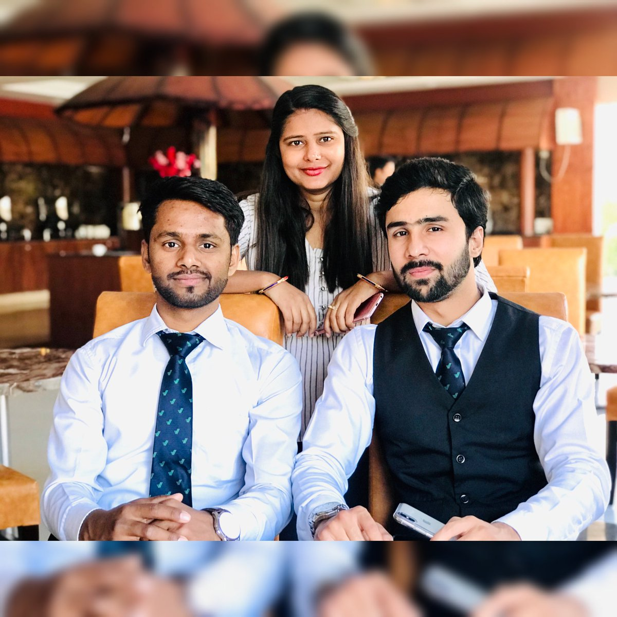 """""""Great things in business are never done by one person; they're done by a team of people.""""  My Business Partners✌  #our #instagram #insta #igers #entrepreneurship #businessman #success #lifestyle #formals #team_champions #peace #calm #Go_Self_Made #start_young #retire_young"""
