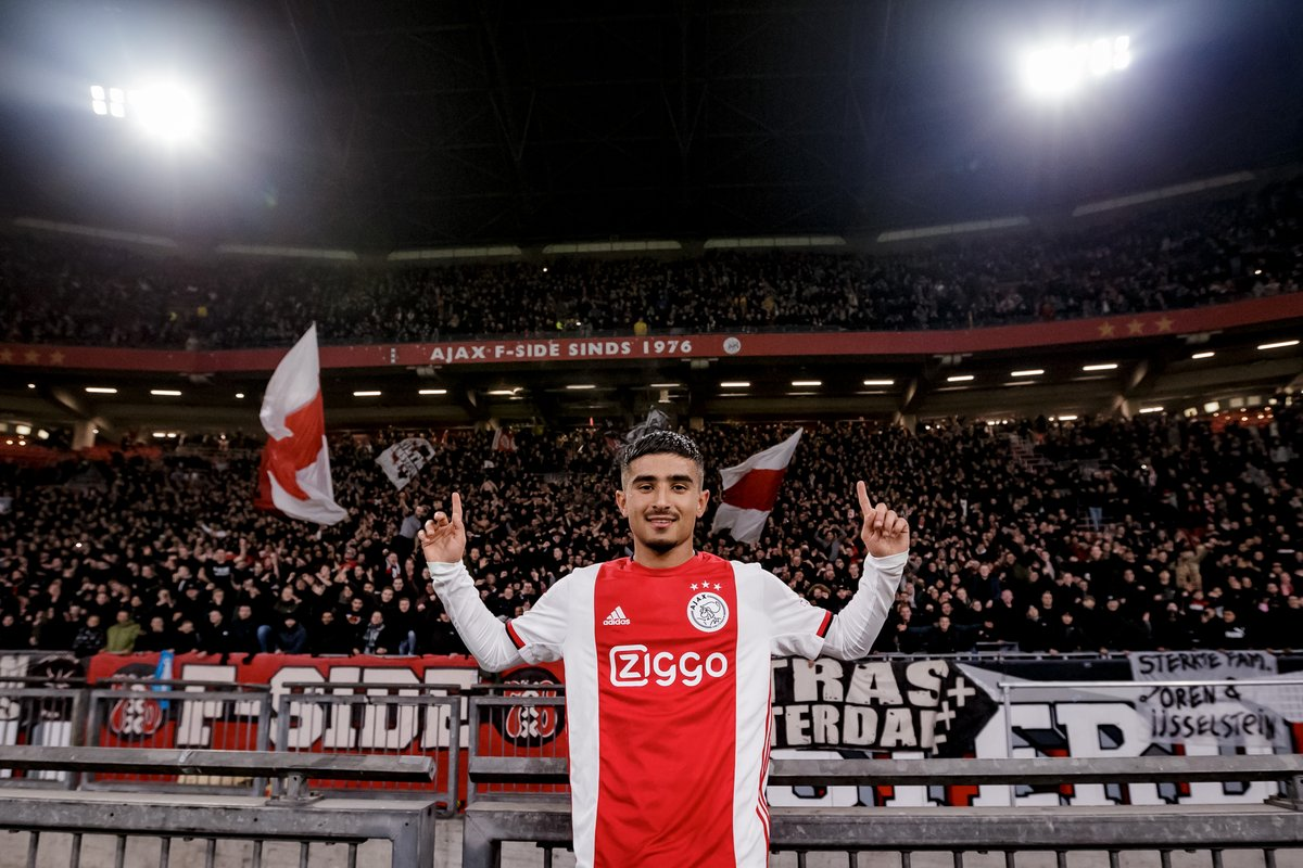19 September 2018 - scores on #UYL debut for @AFCAjax⭐  19 May 2019 - scores as @OnsOranje🇳🇱 win #U17EURO final⭐  22 January 2020 - becomes youngest player to score on Ajax senior debut⭐  🙌🙌🙌Naci Ünüvar🙌🙌🙌 https://t.co/USDdOHenZK