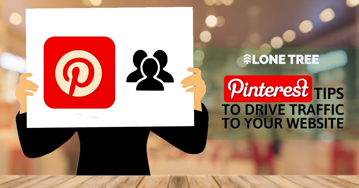 In this blog, we offer you the essential Pinterest tips that will help you drive more traffic to your website.#Lonetree #LonetreeMarketing #Pinterest #drivetraffic #pinteresttips #digitalmarketing #digitalmarketingagency #websitetraffic #Nepal #Nepali