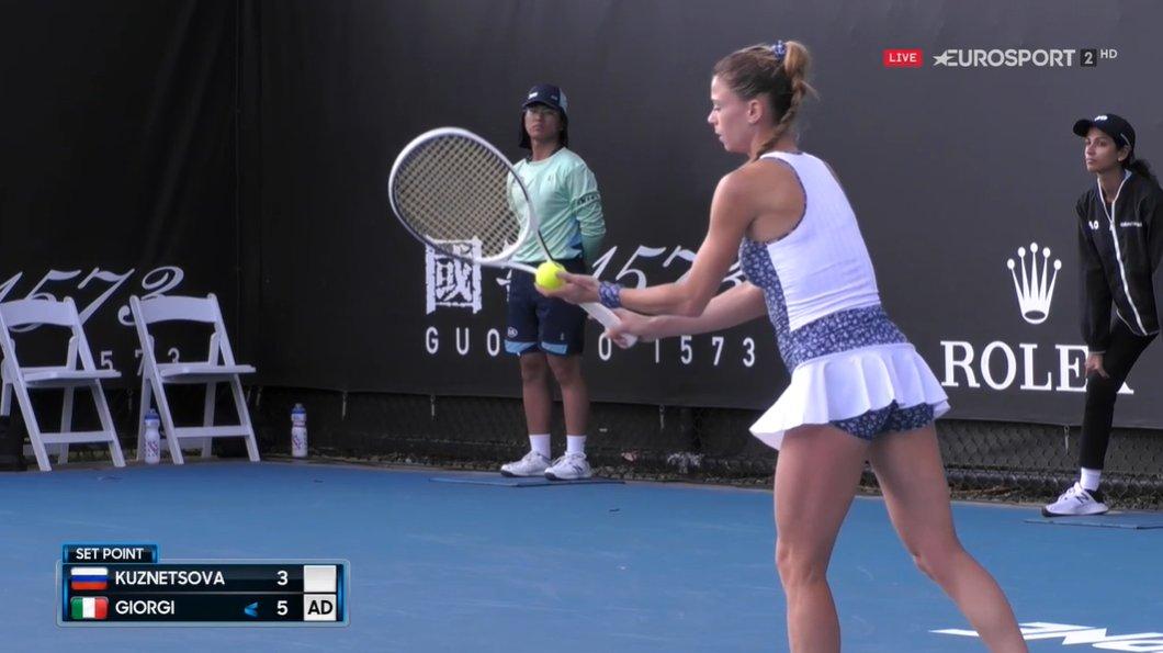 @Eurosport_IT's photo on #Giorgi