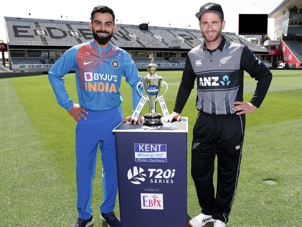 #NZvIND Auckland Weather and Pitch Report: Will conditions be conducive for Virat Kohli & Co in 1st T20I? READ: timesnownews.com/sports/cricket…