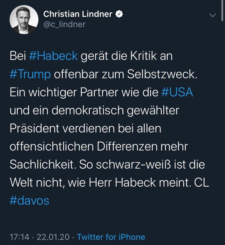 #Habeck