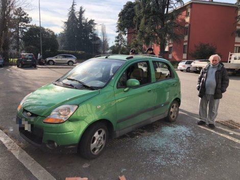 Salvini al citofono, vandalizzata l'auto della donna che lo ha accompagnato - https://t.co/Te8c665euJ #blogsicilianotizie