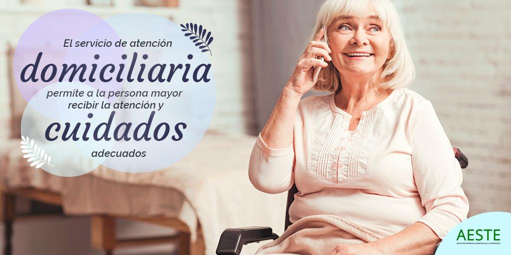 test Twitter Media - 👵Los servicios de #AtenciónDomiciliaria de #PersonasMayores ayudan a aumentar su esperanza de vida, ya que proporcionan una dieta adecuada para su estado, compañía y estimulación personal, que fortalecen a la persona y reducen su sensación de soledad. https://t.co/A2eaymM4Ce