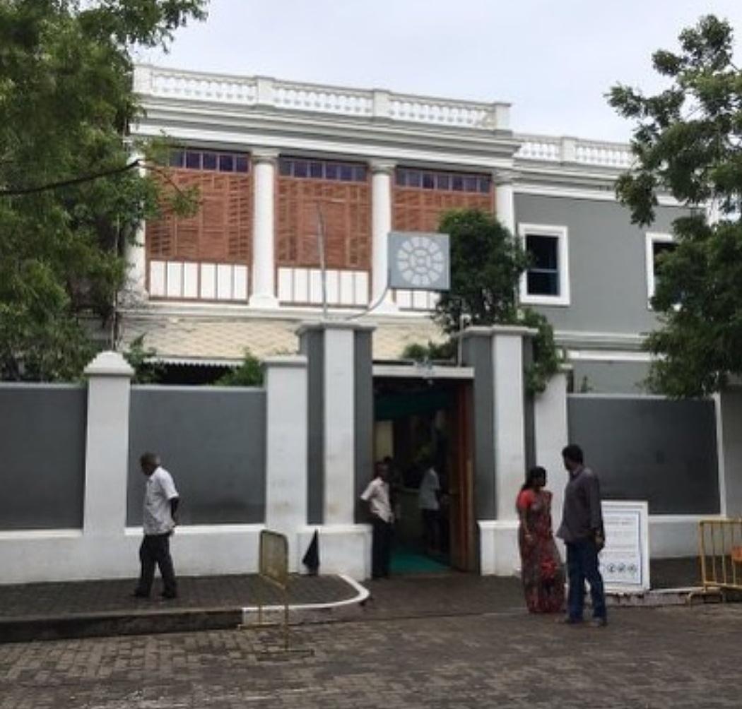 भारतको सहयोगमा निर्माण गरिएको अरबिन्दो आश्रम स्कूल भवनको नेपालमा उद्घाटन भयो#nepal #nepali #welovenepal #aurobindoashram