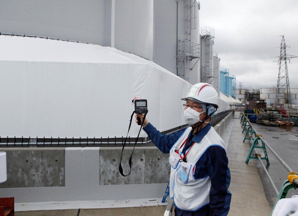 Japan faces decision over Fukushima contamination nuclear plant accident https://reut.rs/38x0uVZ