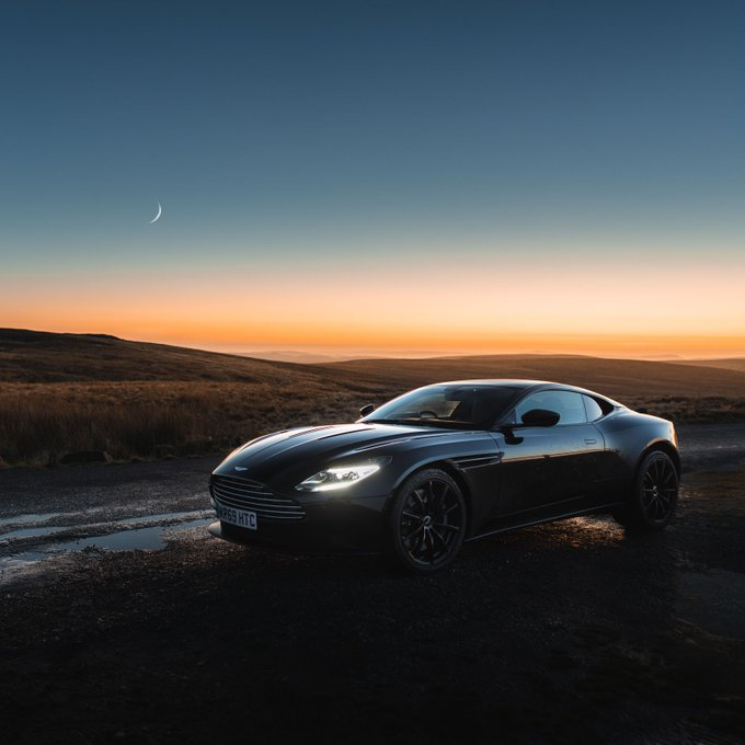 DB11 embodies the true character…
