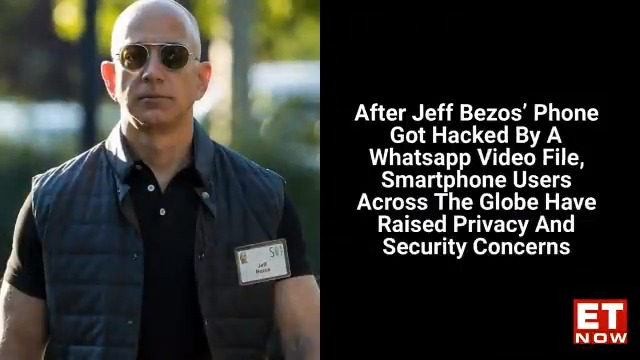 Does @JeffBezos' phone getting hacked make you nervous about your device's #Security? Here's how to keep your data shielded from #cyberattacks #JeffBezos #MBS #MohammadbinSalman #Hacking @amazon