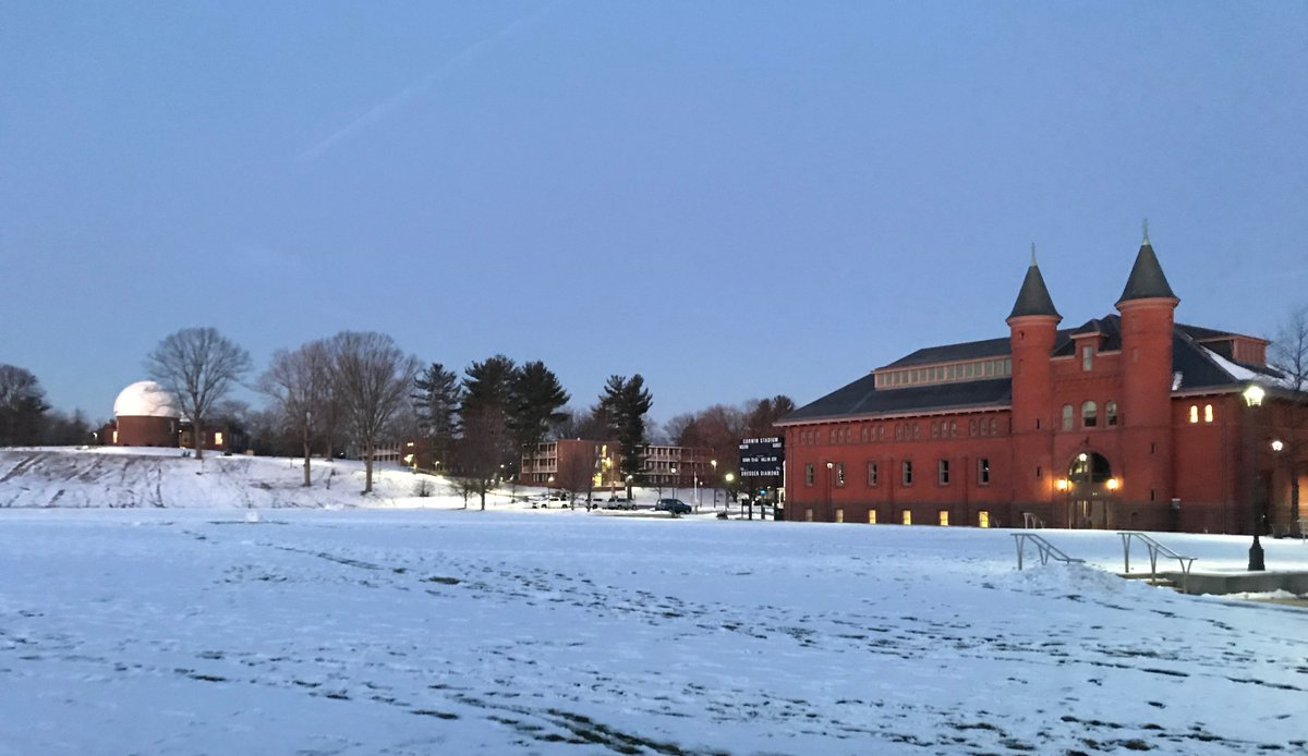 test Twitter Media - Peaceful and chilly early morning @wesleyan_u as the new semester begins https://t.co/EAamCeTMAY