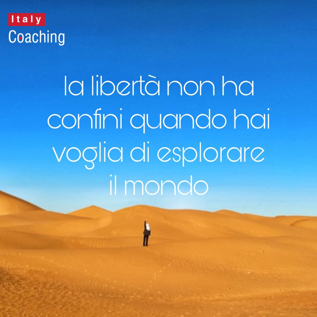 Nessuna libertà è possibile se non si ha uno spirito di avventura...Copy#libert #liberta #freedom #amore #vita #love #natura #felicit #italia #tenacia #pensieri #verit #coraggio #opportunit #vivere #life #mare #tramonti #emozioni #pace #crescitapersonale #arte #tempo #bhfyp