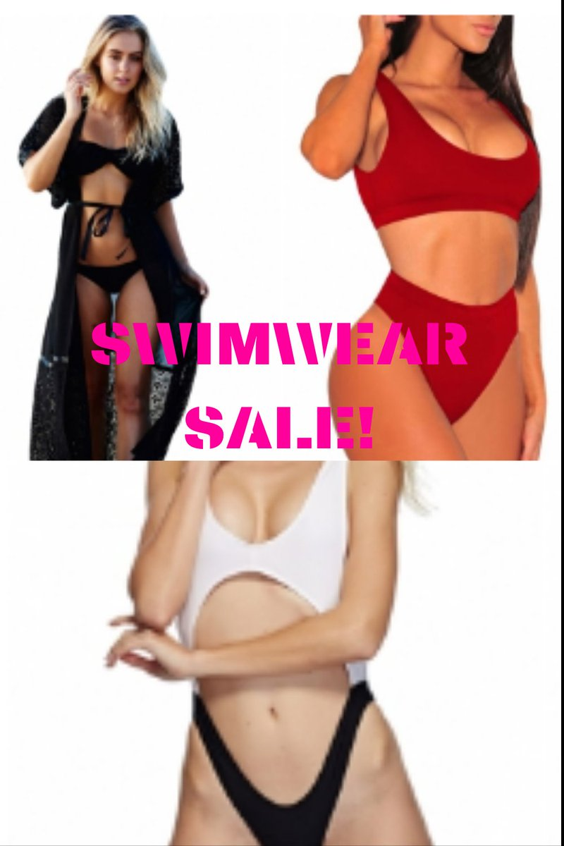Women's Swimwear Sale! Use link below to browse the website & buy! https://bit.ly/2Rk2qKz #lingerie #sales #saleblogger #fashionista #fashionable #fashionblogger #fashionistas #womenswear #womenartist #girls #girly #lingeriejumbo #lingeriebigsize #vintagelingerie #swimwearpic.twitter.com/vzWfgQDTxY