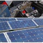 Image for the Tweet beginning: Reciclaje de baterías de coche