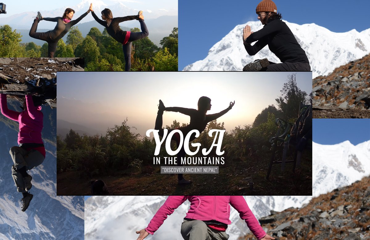 Looking for Yoga retreats in 2020 in Nepal? Rugged Trails Nepal 2 #yoga trips in Nepal! https://www.ruggedtrailsnepal.com/yoga-in-the-mountains-nepal …#Nepal #ruggedtrailsnepal #yogainthemountains #Destinations #yogainnepal #visitnepal2020 #hikewithusinnepal #mountains #himalayas #nepaltrek #culturetripnepal