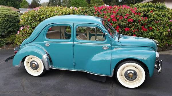 test ツイッターメディア - 1960 RENAULT 4CV Vintage Classic French Mini / Microcar….RARE! (LAKEWOOD) $25000 - https://t.co/pVzKz01LfB https://t.co/P30ZsEPOBE