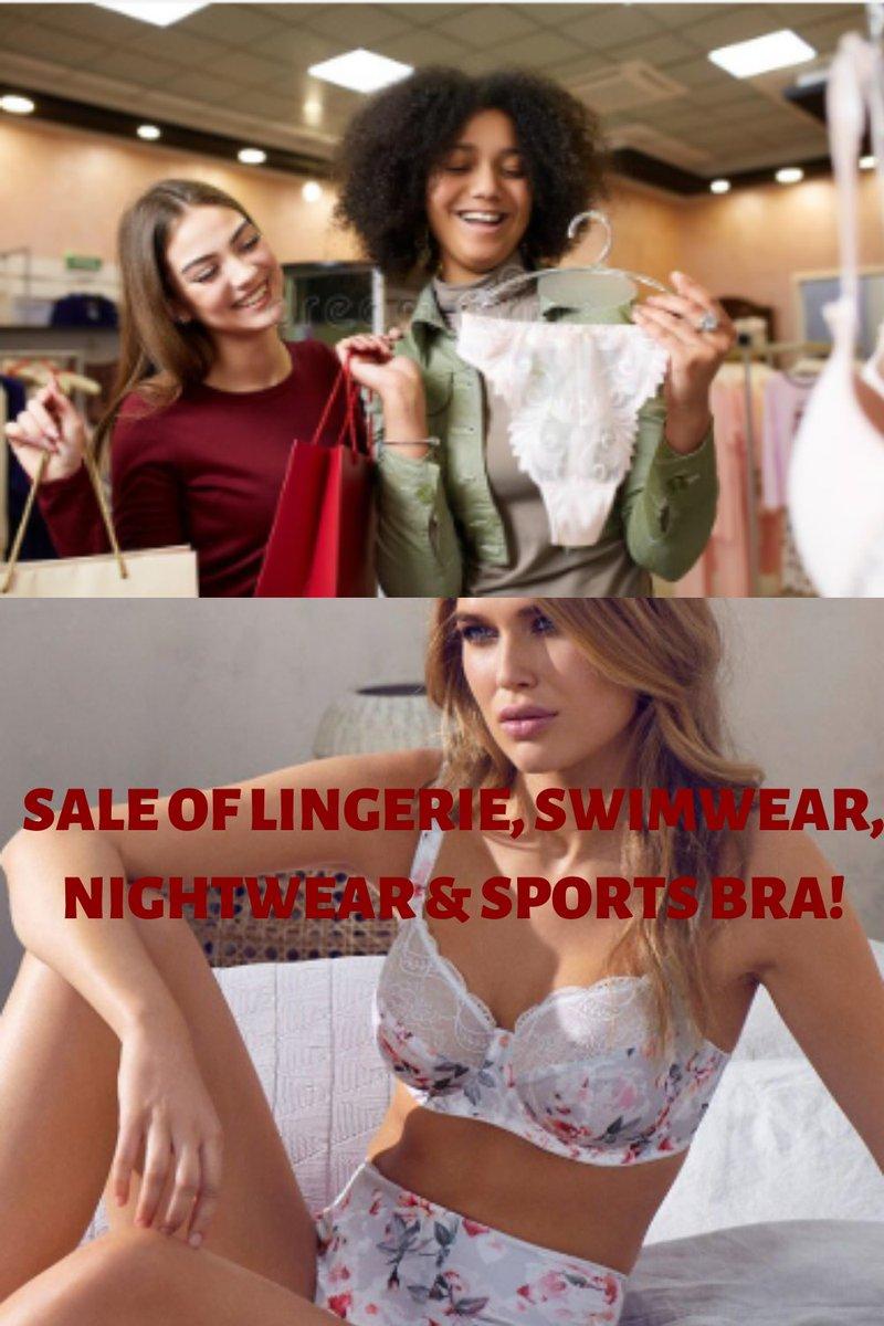 SALE OF LINGERIE, SWIMWEAR, NIGHTWEAR & SPORTS BRA! Use link below to buy! https://bit.ly/2NsTNwc #lingerie #sales #saleblogger #fashionista #fashionable #fashionblogger #womenswear #girls #girly #lingeriejumbo #lingeriebigsize #vintagelingerie #nightwears #nightwearladies #sëxypic.twitter.com/adtZAJflMW