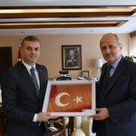 Image for the Tweet beginning: #KütahyaHisarcık Belediye Başkanı Fatih Çalışkan