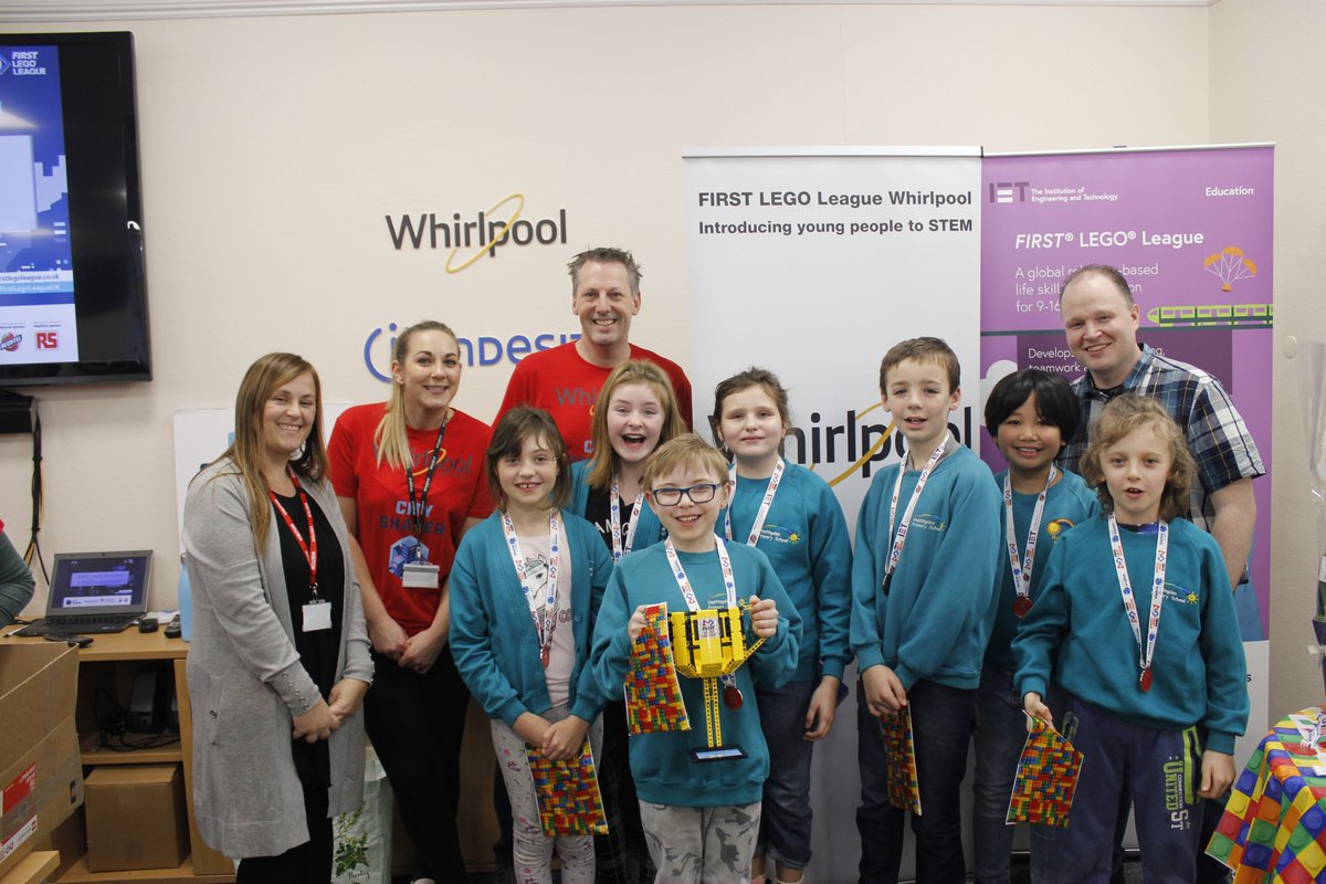 test Twitter Media - Whirlpool UK Appliances Limited hosted its first ever IET FIRST® LEGO® League tournament, bringing together nine teams from local primary schools to take part in the STEM competition. Read the full story on our blog, available here: https://t.co/ori87pUhpA https://t.co/7rz0D4sPzD