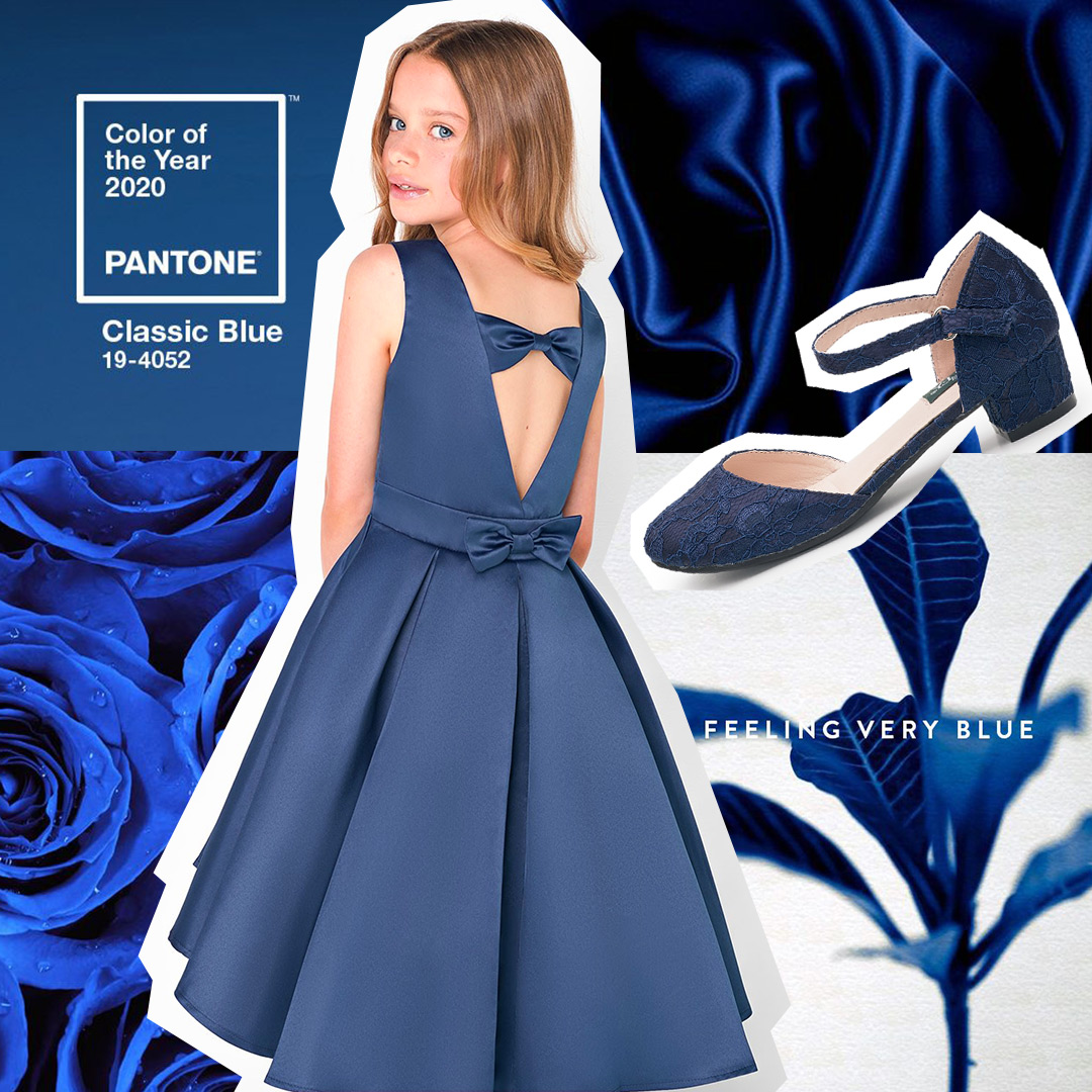 Click the link to see how to include the classic blue Pantone colour of the year at your wedding! bit.ly/2NSmSS2 #roco #rococlothing #pantone #blue #pantone2020 #wedding #weddinginspo