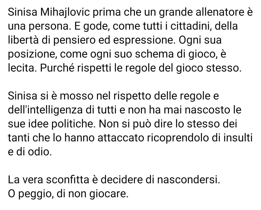 #Mihajlović
