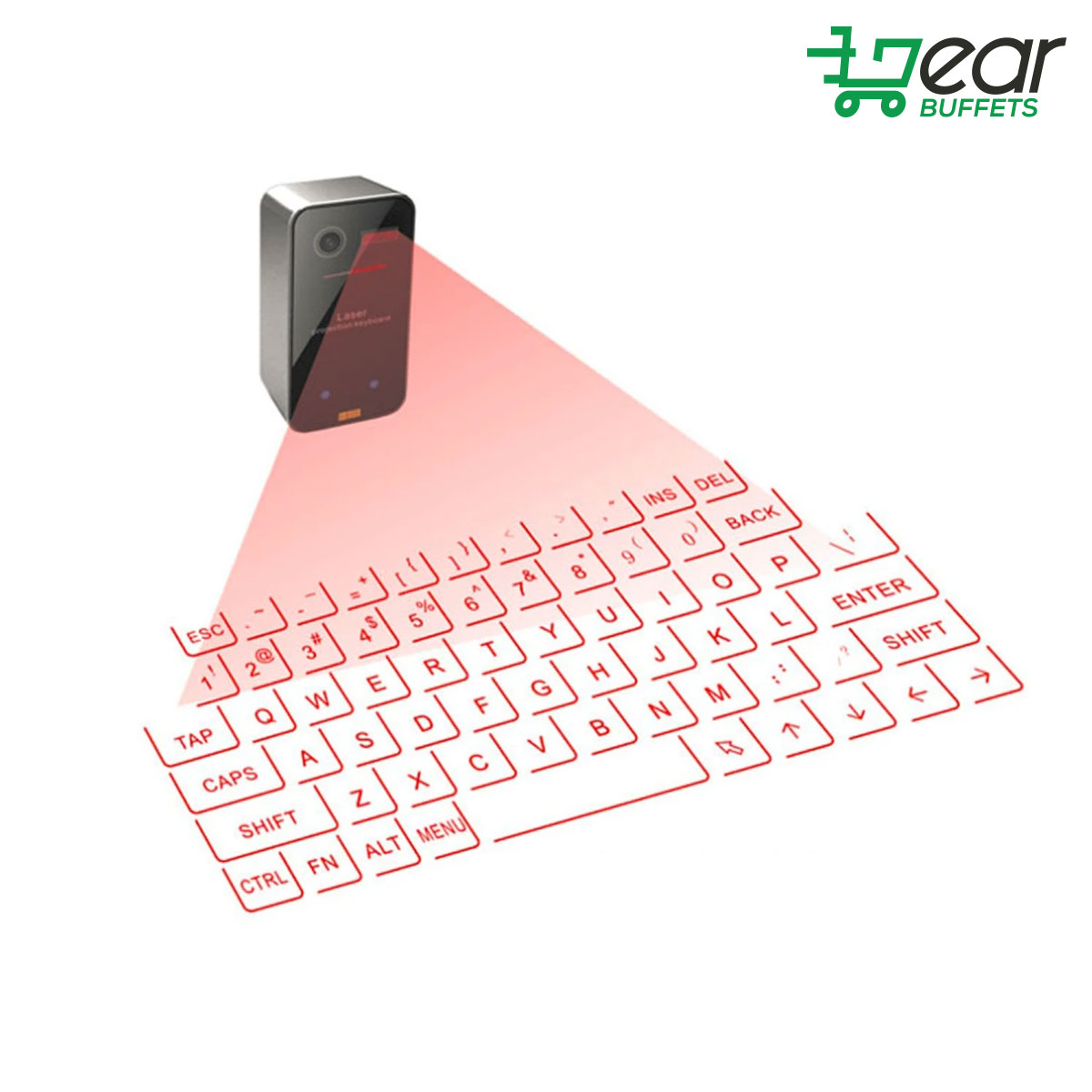 Easy-to-Use Bluetooth Wireless Laser Keyboard Just Click....  #TechTuesday #laserkeyboard #gadgets #lovefortech ⁣⁣⁣⁣#ad #sponsored #paidpromotion #iphonex #iphonexsmax #iphonexs⁣⁣ #iphonexr #iphonesty #iphoneonly