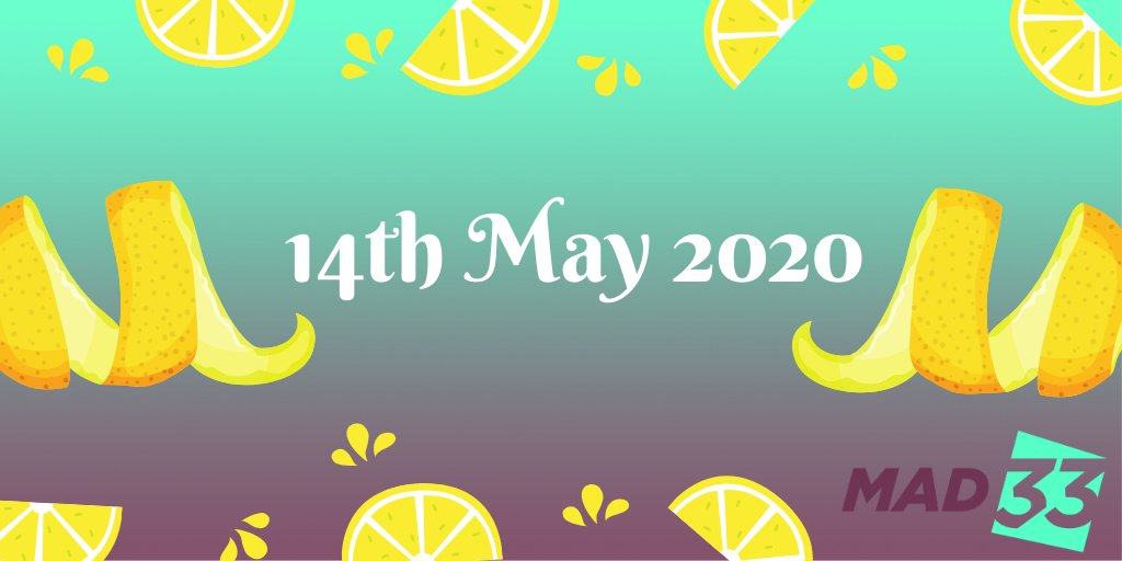 test Twitter Media - Feast your eyes on 14th of May. A date that is irre zest able. More coming soon. https://t.co/sQ16xwZ3j4 https://t.co/wukHzdnD5D