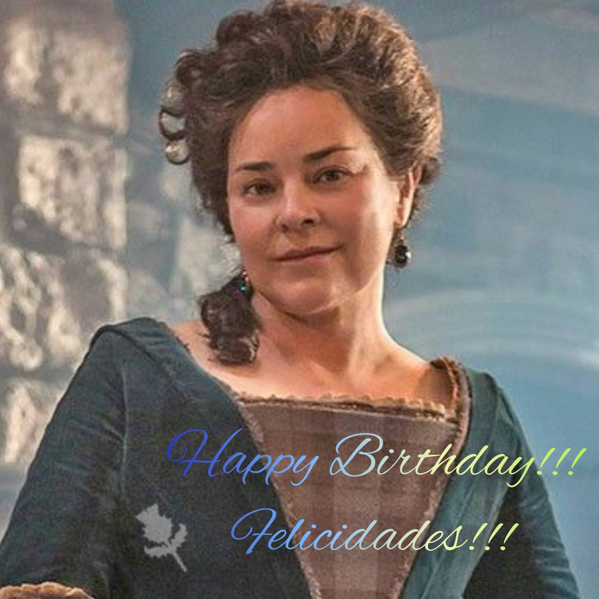 #HappyBdayDG #outlander #Outlanderbrasil