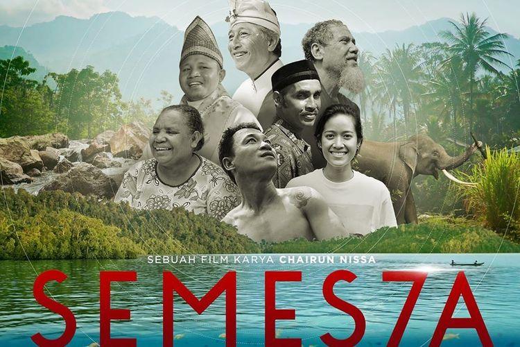 #TanakhirFilms baru saja merilis #trailer perdana #filmdokumenter yang berjudul #Semesta. Disutradarai #ChairunNissa, film ini mengangkat tema tentang #lingkungan. #Film yang diproduseri oleh #NicholasSaputra dan #MandyMarahiminpic.twitter.com/H4R5VxciM3