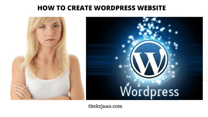How To Create WordPress Website Complete Guide