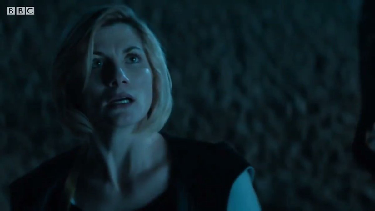 We see deeper though. Further back. The Timeless Child... 👀#DoctorWho