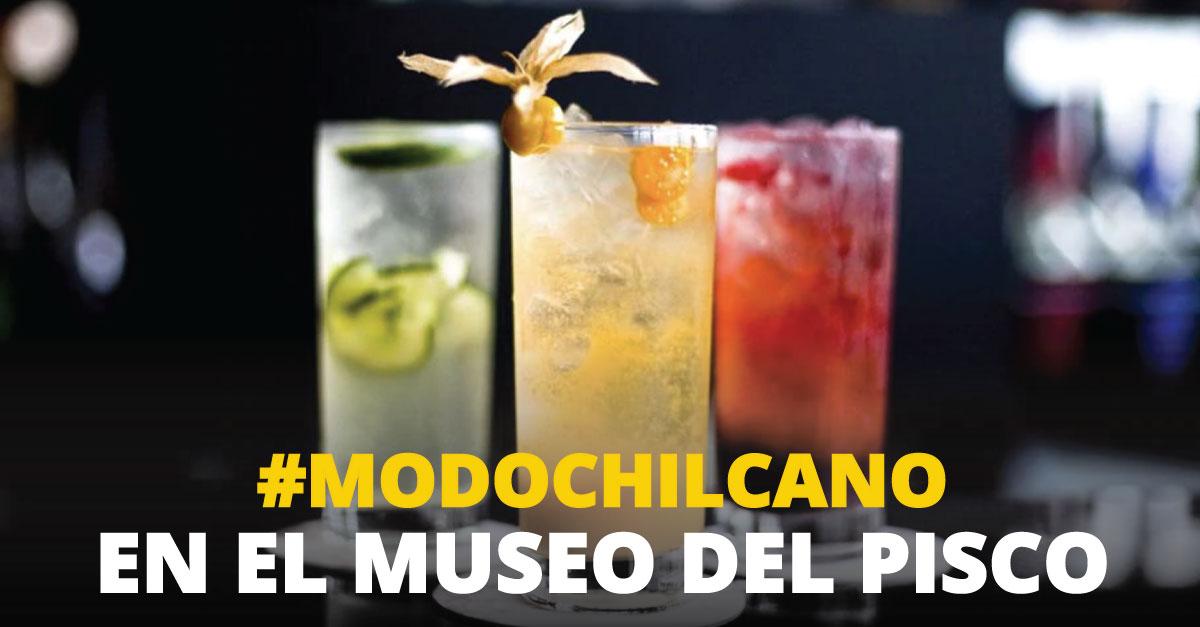 #ModoChilcano | Sabores21: Señor chilcano https://t.co/hPbCDzRNOg  🥃Perú21 inicia la Semana del Chilcano en el tradicional Museo del Pisco. 🥃El dato: el bar ofrece degustación de cuatro cócteles por 50 soles.  Por Esther Vargas (@esthervargasc) https://t.co/reUyBR89Zw