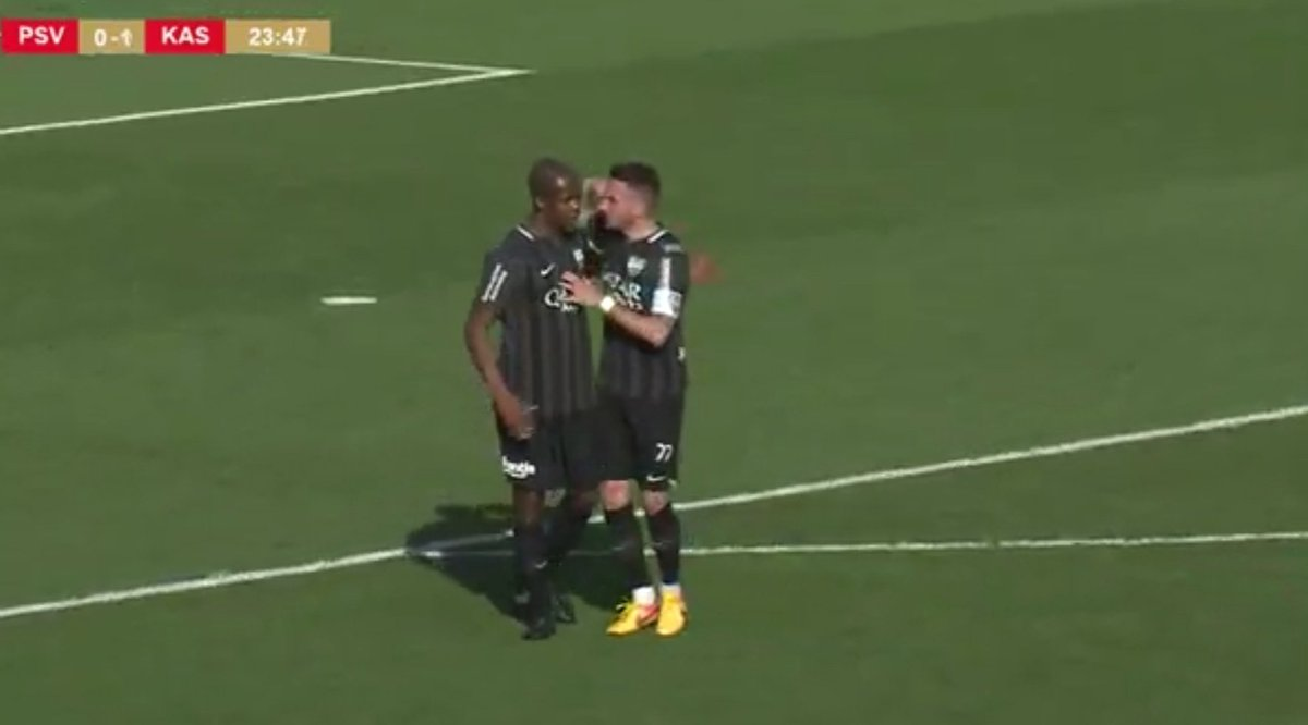 MUSONA IMPRESSES IN EUPEN VICTORY OVER PSV  Knowledge Musona Put On A Good Show For #KASEupen Playing 65' Minutes + A GOAL SSIST As They Dismiss #PSVEindhoven 1-2 In Doha Qatar Today.  °This Is #KASEupen's Final Friendly Match Ahead Their Next League Game On Saturdaypic.twitter.com/cG8ByMfATm