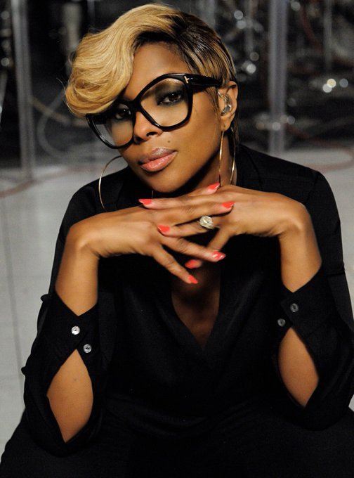 Happy Birthday to the Queen of Hip-Hop Soul, Mary J. Blige!