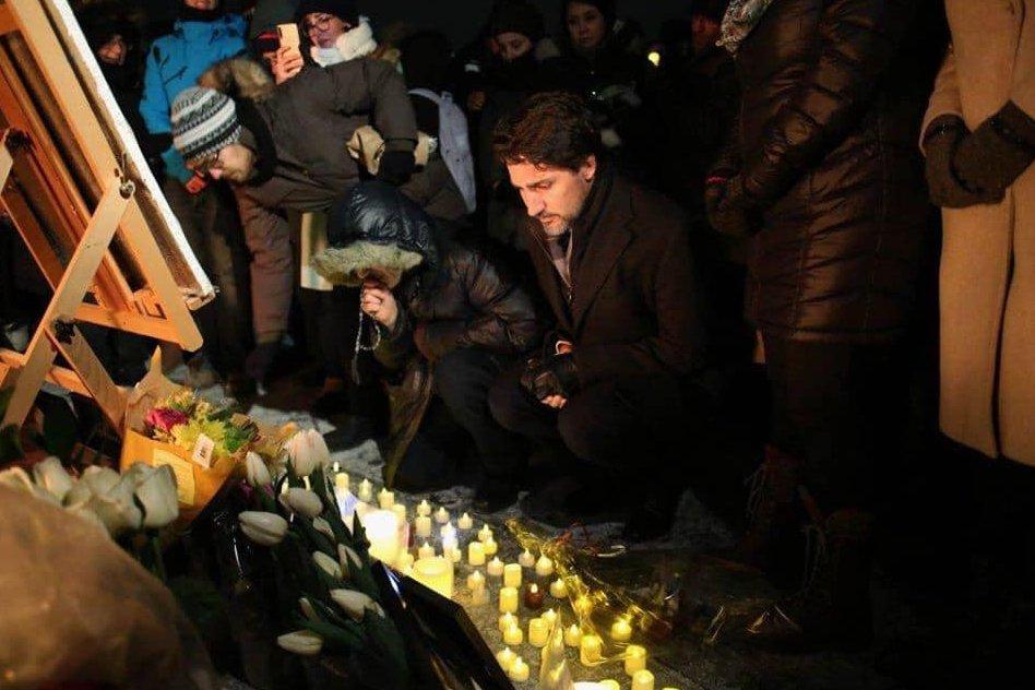 В память о героях Небесной Сотни Нигояна и Жизневского состоялось возложение цветов от Зеленского, - ОП - Цензор.НЕТ 6875