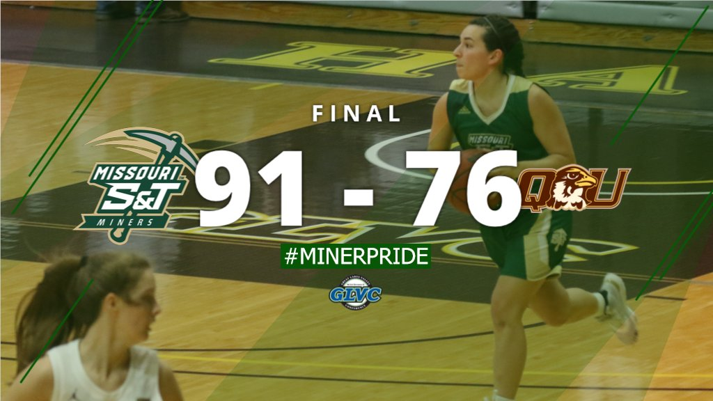WBB, Final: Four @SandTWBB players score in double figures to break their three-game losing skid! #MinerPride