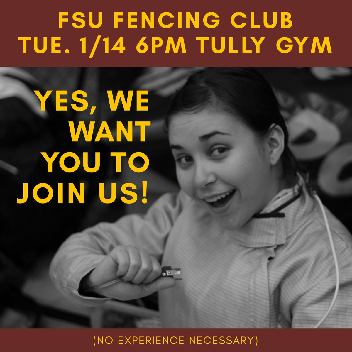 How to join: @FSUSportClubs  1) Reach out to us on Facebook or Instagram! 2) Sign the registration waiver: https://fla.st/2Pt92Zn 3) Bring your FSU ID and show up to practice in regular gym clothes  Where: Tully Gym, Court 4  Practice Schedule: T, TH, F 6pm to 8pmpic.twitter.com/c7dB09wUMK